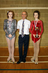 Figure Champion & Bronze medallist - Well Done!!